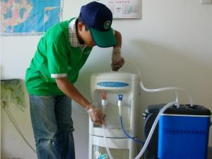 【活动】黄河源免费为您清洗饮水机